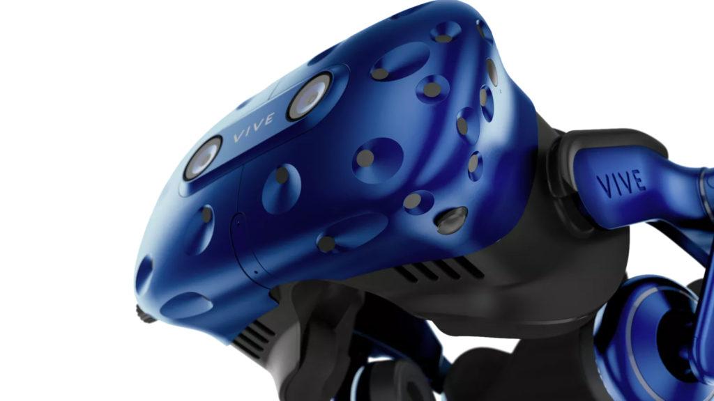 HTC шлем виртуальной реальности фото 2