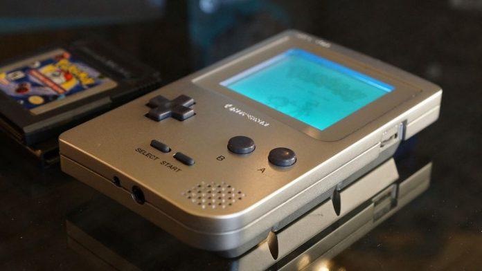 игровая консоль Game Boy фото 1