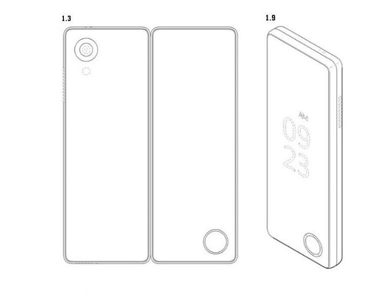 LG смартфон-раскладушка, трансформирующийся в планшет фото 2