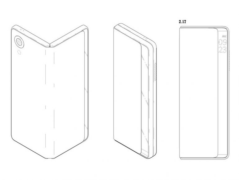 LG смартфон-раскладушка, трансформирующийся в планшет фото 3