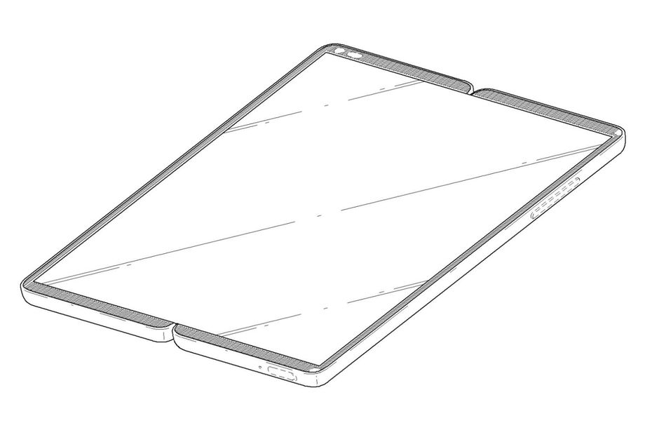 LG смартфон-раскладушка, трансформирующийся в планшет фото 1