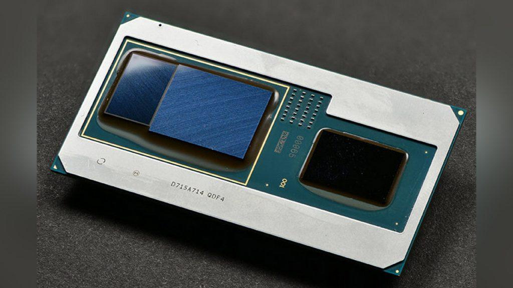 Процессор Intel фото 1