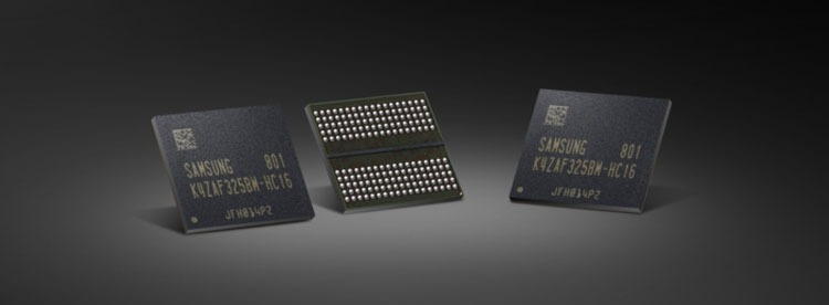 Samsung GDDR6 фото 2