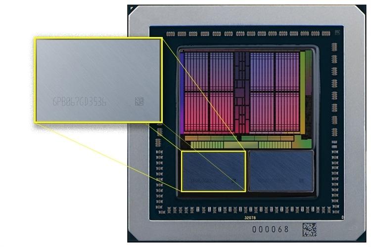 Компания Samsung начала выпускать чипы емкостью 8-Гбайт памяти HBM2 фото 2