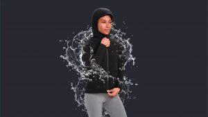 «Умная» куртка автоматически настраивается на определенное количество отдачи тепла