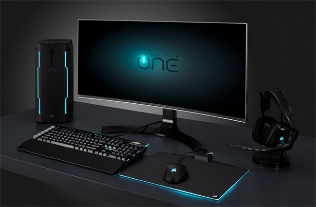 Игровой компьютер Corsair ONE Elite фото 2