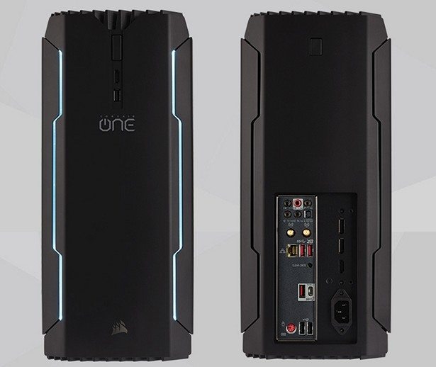 Игровой компьютер Corsair ONE Elite фото 3