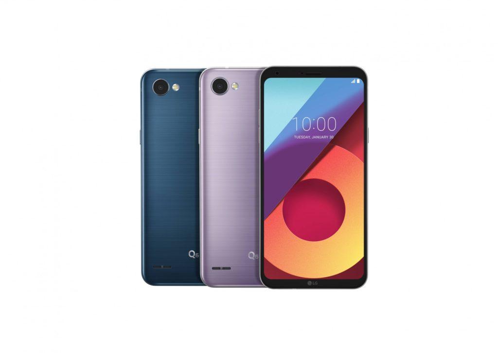 LG новые смартфоны фото 3
