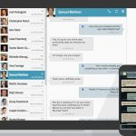 SMS Android Messenger