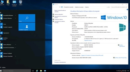 Microsoft Windows 10 Enterprise LTSB фото 2