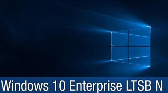 Windows 10 Enterprise LTSB фото 1