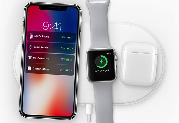 Apple AirPower и AirPods фото 1