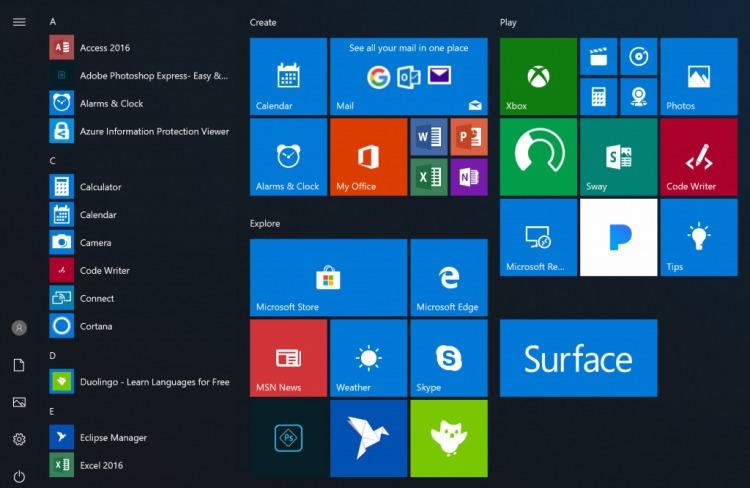 Microsoft нестабильные сборки Windows 10 фото 3