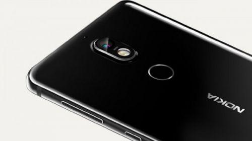 Nokia 7+ фото 1