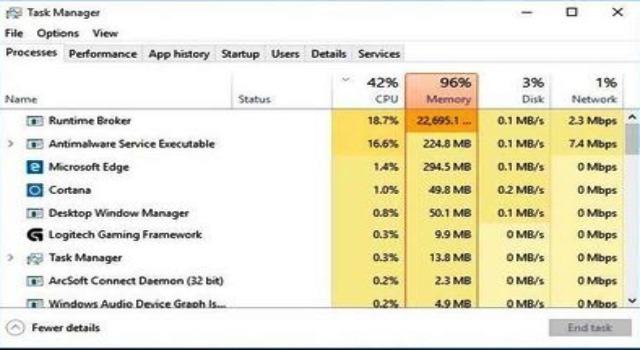Runtime Broker что это Windows фото 1