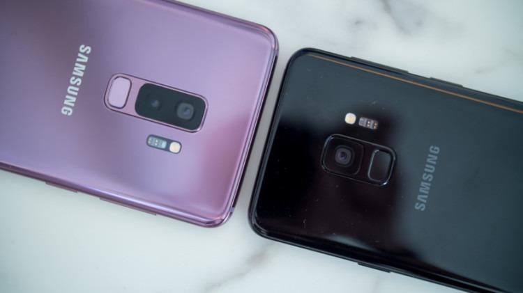 Samsung Galaxy S9 фото 2