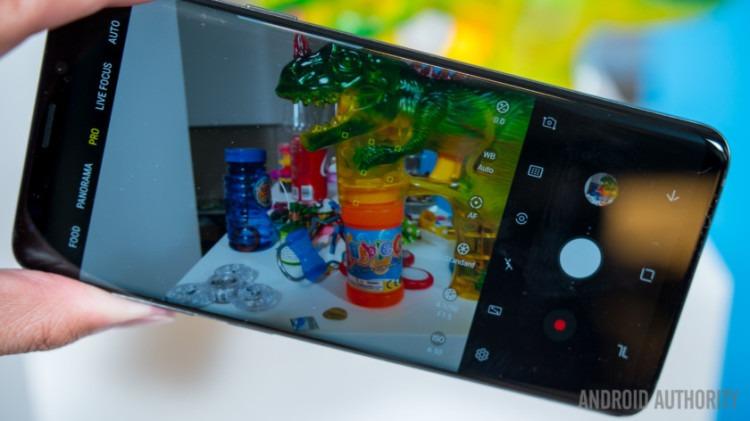 Samsung Galaxy S9 фото 3