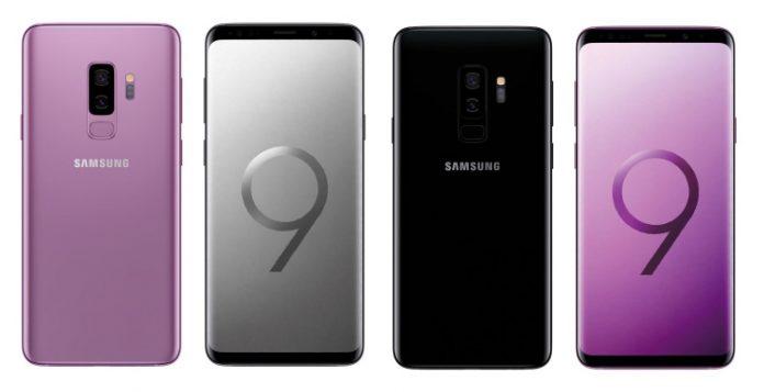 Samsung Galaxy S9 фото 1
