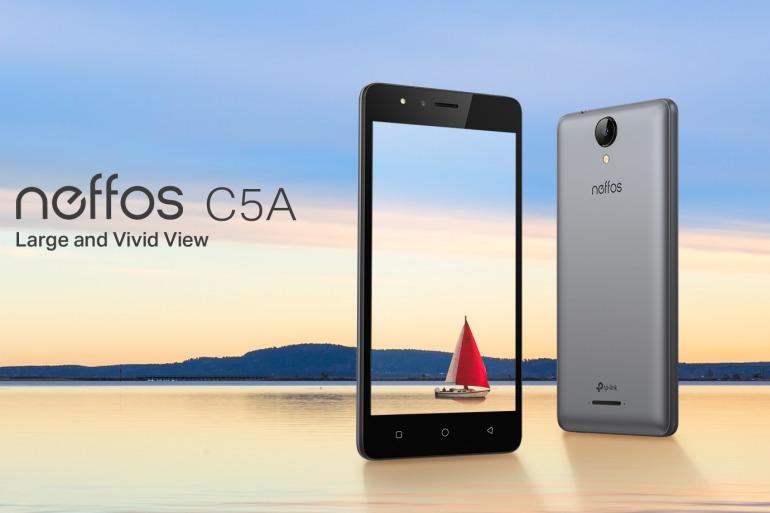 Смартфон Neffos C5A