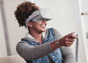 гарнитура Oculus Go от Facebook