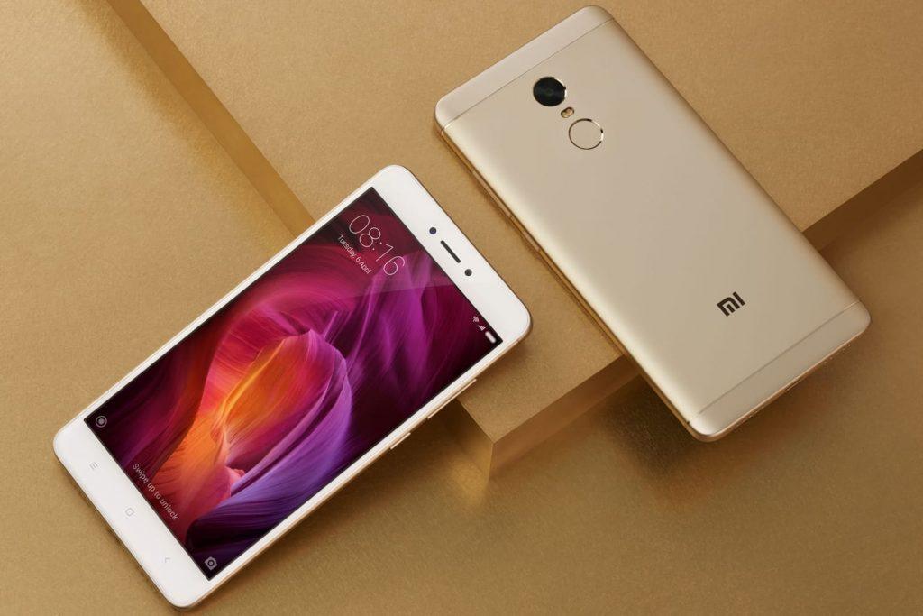 Смартфон Xiaomi Redmi Note 4X