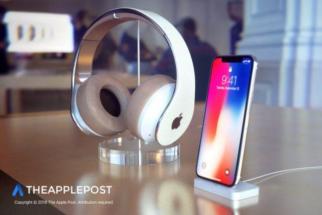 Apple беспроводные наушники