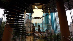 Apple дисплей MicroLED