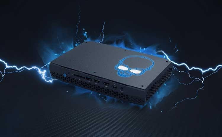 мини-ПК Intel NUC фото 1