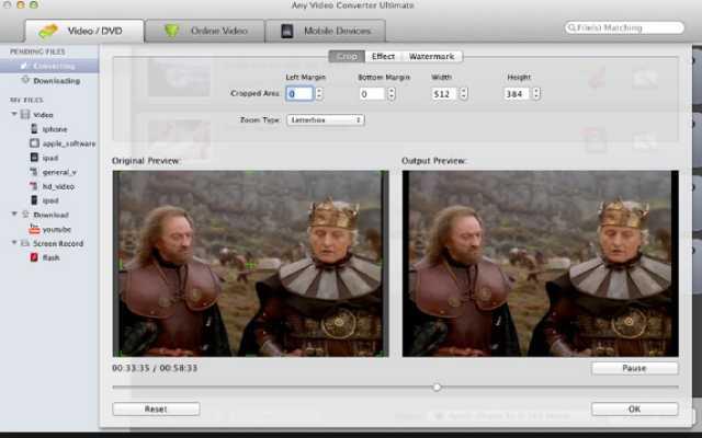 Программа для конвертации видео фото 3