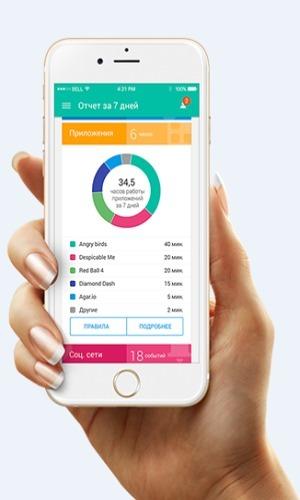 Родительский контроль на планшете Андроид