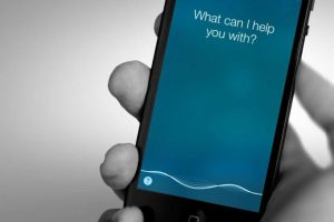 Siri озвучивает сообщения