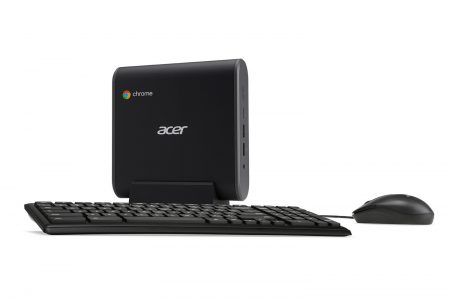 Acer хромбокс Chromebox CXI3 фото 1