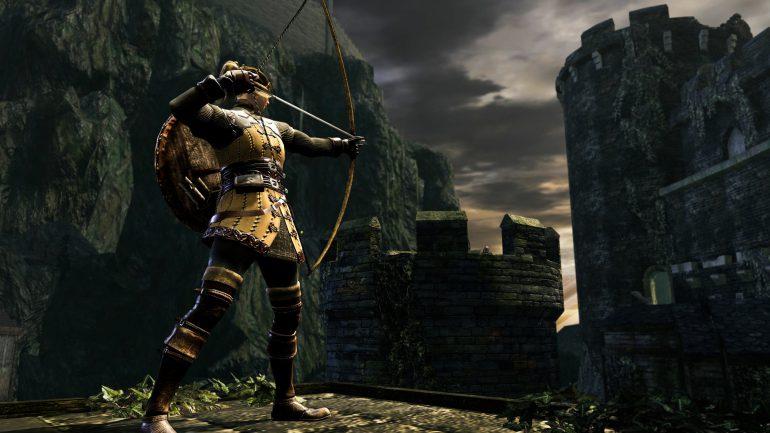 Игра Dark Souls: Remastered фото 3