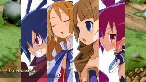 Ролевая игра Disgaea: Hour of Darkness
