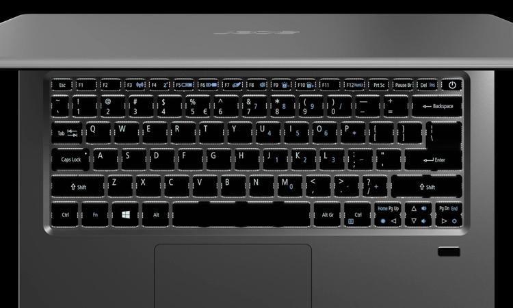 ноутбук Acer Swift 1 фото 3