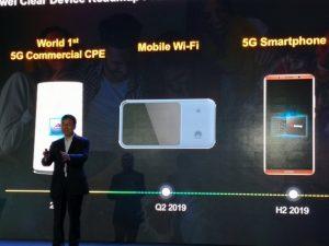 Huawei смартфон 5G