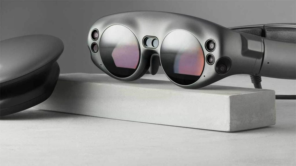 AR-очки Magic Leap