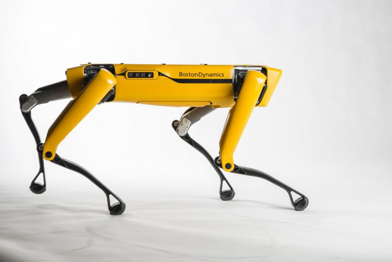 Boston Dynamics робот-пес SpotMini фото 2