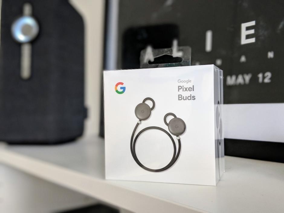 Наушники Google Pixel Buds