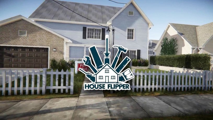 House Flipper строительство дома