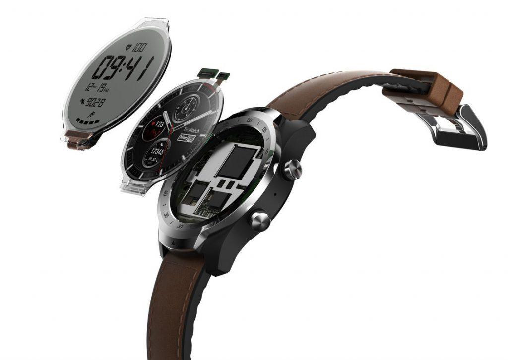 Умные часы Mobvoi TicWatch Pro фото 1