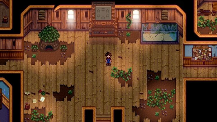 Бета-версия игры Stardew Valley стала доступна в Steam