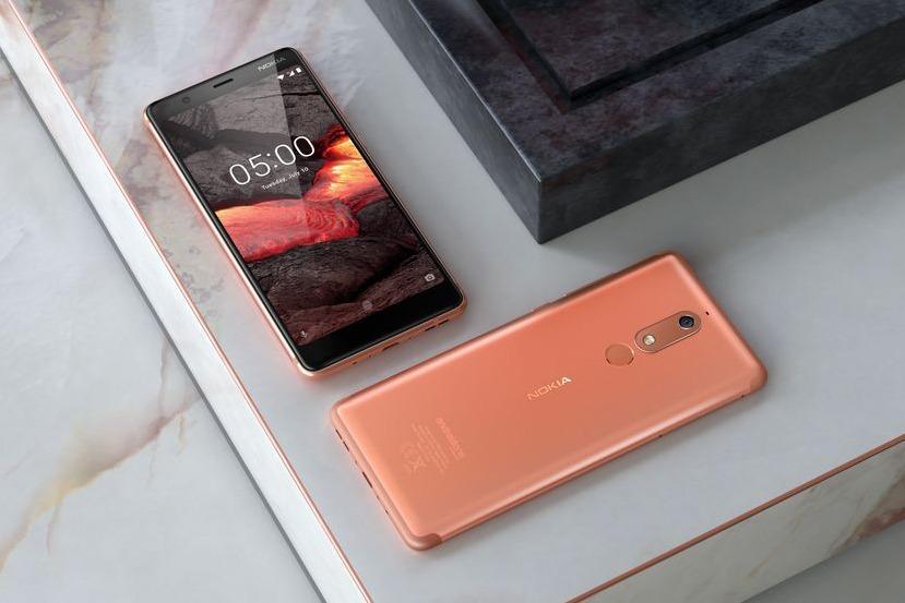 Представлены три смартфона Nokia бюджетного и среднего уровня