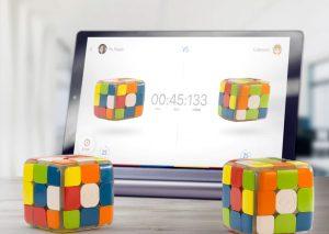 В следующем году будет выпущен GoCube - электронная версия Кубика Рубика