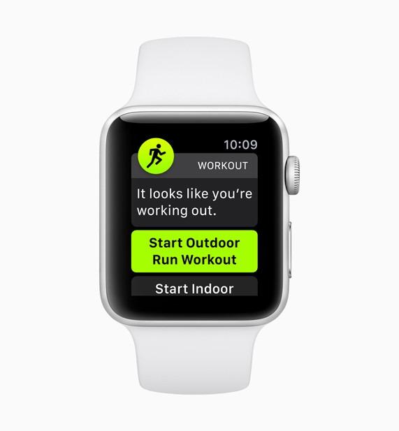 Apple Watch новые функции фото 2