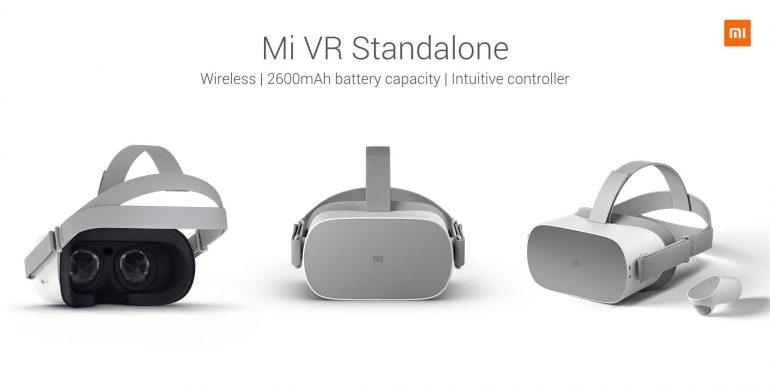 VR-гарнитура Xiaomi Mi VR Standalone фото 2