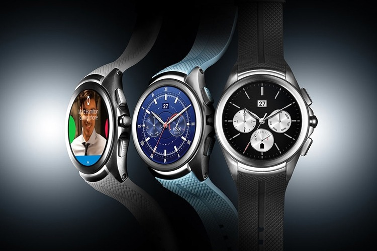 LG смарт-часы фото 1