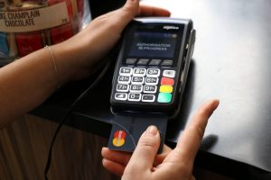 Visa сканер отпечатков пальцев фото 1