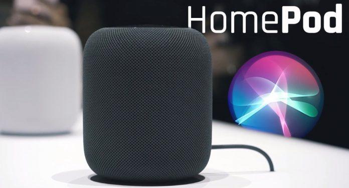 Apple HomePod фото 1