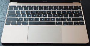 Клавиатура MacBook с силиконовой мембраной фото 3